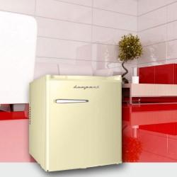 Bompani BOMP548/C Crema Retro Ψυγείο Μικρό-Mini Bar